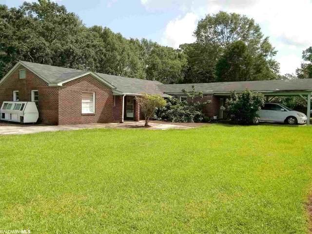 108 Almyra Street, Bay Minette, AL 36507 (MLS #317891) :: Dodson Real Estate Group