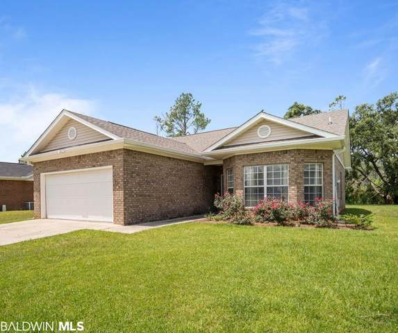 6867 Crimson Lane, Gulf Shores, AL 36542 (MLS #317894) :: Mobile Bay Realty