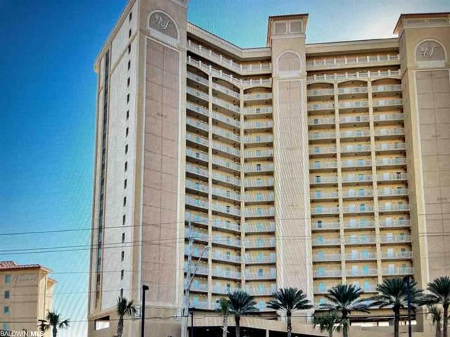 401 E Beach Blvd #904, Gulf Shores, AL 36542 (MLS #317901) :: Elite Real Estate Solutions