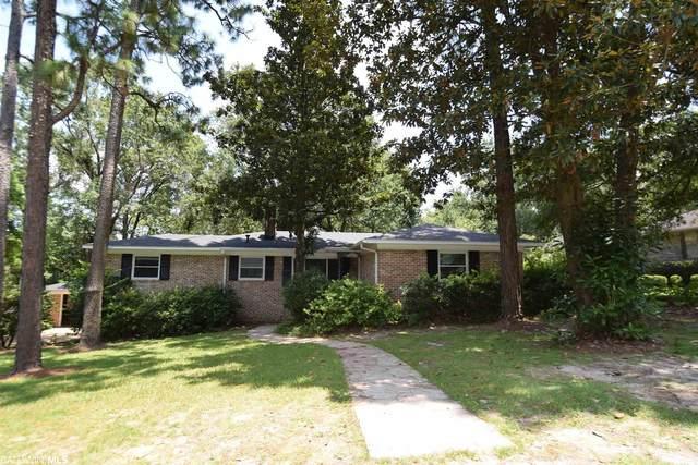 616 E Chelsea Drive, Mobile, AL 36608 (MLS #317917) :: Ashurst & Niemeyer Real Estate