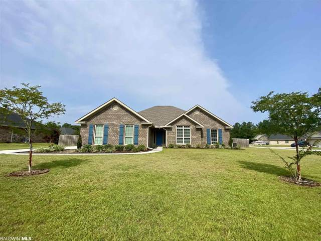22166 Garland Loop, Silverhill, AL 36576 (MLS #317941) :: The Kathy Justice Team - Better Homes and Gardens Real Estate Main Street Properties