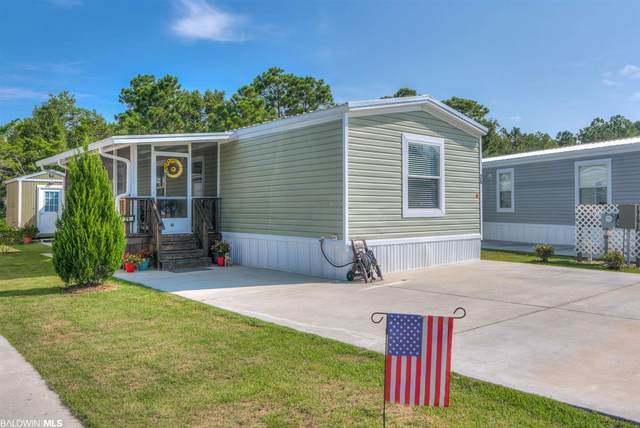 26 Lagoon Cir, Gulf Shores, AL 36542 (MLS #317942) :: The Kathy Justice Team - Better Homes and Gardens Real Estate Main Street Properties