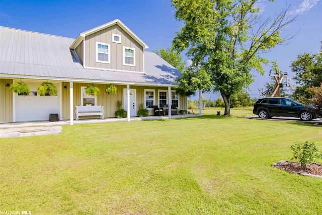 13450 County Road 91, Elberta, AL 36530 (MLS #317945) :: Elite Real Estate Solutions
