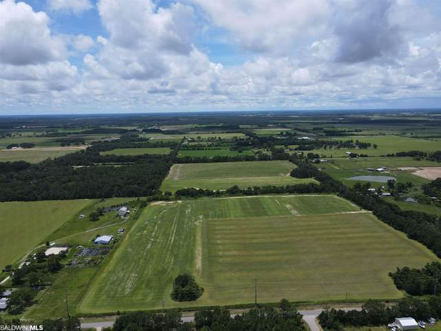 38 ac County Road 93, Lillian, AL 36549 (MLS #317955) :: Coldwell Banker Coastal Realty