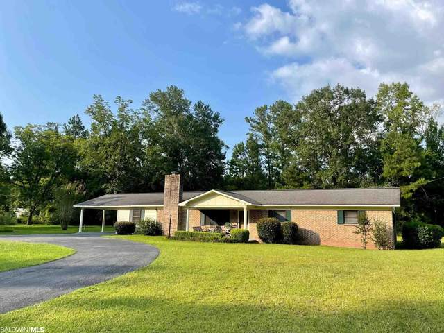 5146 Appleton Road, Brewton, AL 36426 (MLS #317967) :: Elite Real Estate Solutions