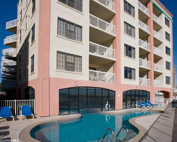 23094 Perdido Beach Blvd #108, Orange Beach, AL 36561 (MLS #317983) :: Elite Real Estate Solutions