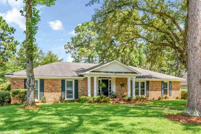 6445 N Sugar Creek Drive, Mobile, AL 36695 (MLS #317990) :: Elite Real Estate Solutions