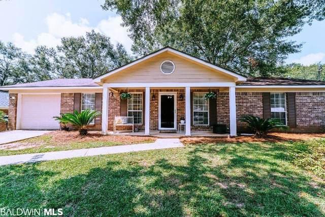 6261 Woodside Drive, Theodore, AL 36582 (MLS #317993) :: Elite Real Estate Solutions