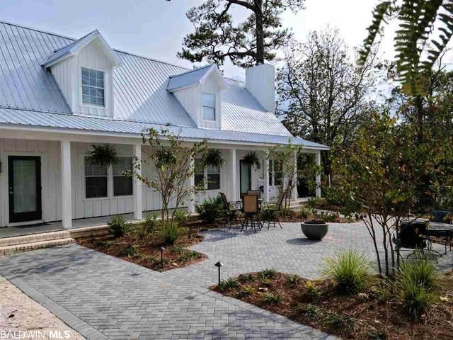 18103 Scenic Highway 98, Fairhope, AL 36532 (MLS #317995) :: Elite Real Estate Solutions