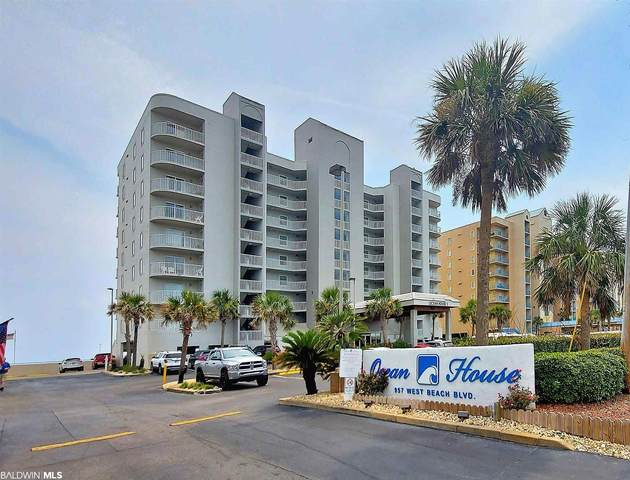 957 W Beach Blvd #1604, Gulf Shores, AL 36542 (MLS #318001) :: Elite Real Estate Solutions