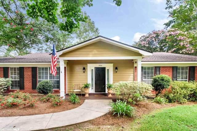 3700 Gulf Ct, Theodore, AL 36582 (MLS #318004) :: Elite Real Estate Solutions