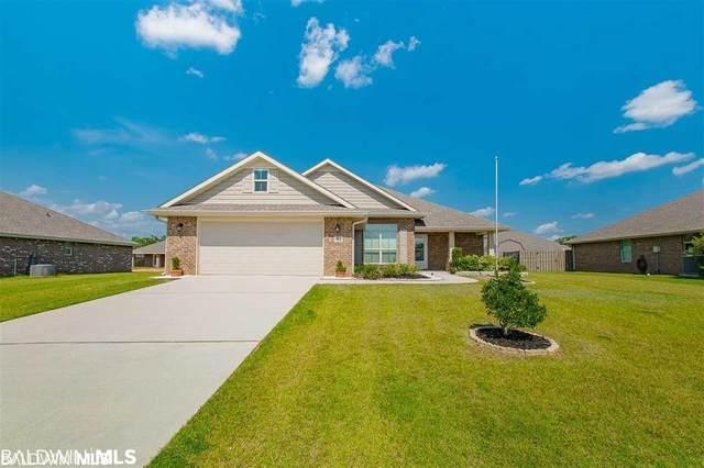 14620 Silvermere Drive, Foley, AL 36535 (MLS #318010) :: Alabama Coastal Living