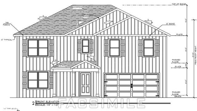 14351 Headlands Lane, Foley, AL 36535 (MLS #318014) :: Elite Real Estate Solutions
