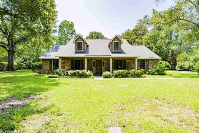 857 Lafayette Drive, Fairhope, AL 36532 (MLS #318023) :: Elite Real Estate Solutions
