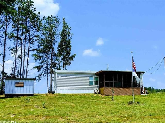 126 Mt Carmel Rd, Millry, AL 36558 (MLS #318027) :: Elite Real Estate Solutions