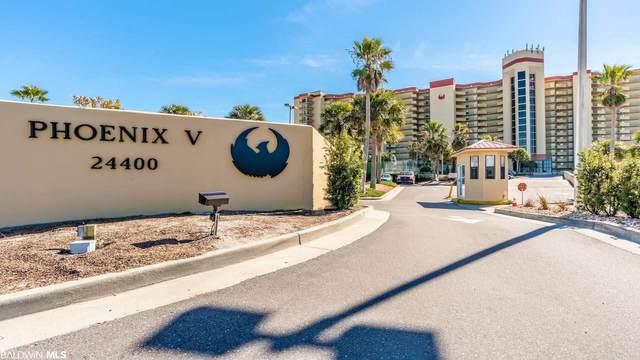 24400 Perdido Beach Blvd #1512, Orange Beach, AL 36561 (MLS #318054) :: Sold Sisters - Alabama Gulf Coast Properties