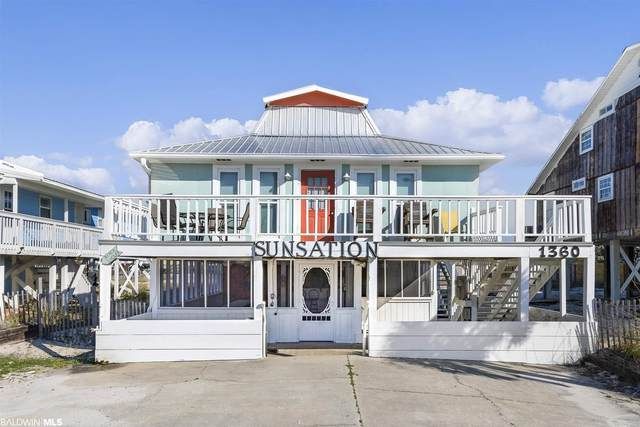 1360 W Beach Blvd, Gulf Shores, AL 36542 (MLS #318055) :: The Kathy Justice Team - Better Homes and Gardens Real Estate Main Street Properties