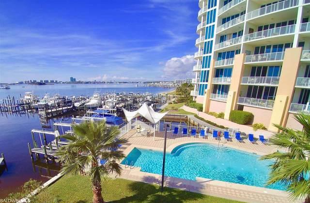 28250 E Canal Road #807, Orange Beach, AL 36561 (MLS #318072) :: RE/MAX Signature Properties