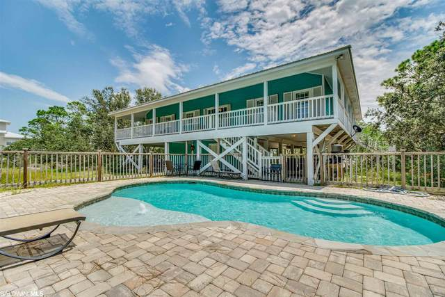 6727 Driftwood Dr, Gulf Shores, AL 36542 (MLS #318113) :: The Kathy Justice Team - Better Homes and Gardens Real Estate Main Street Properties
