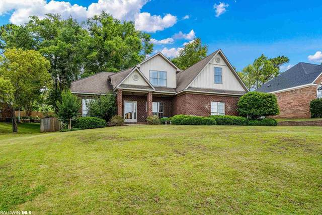 8406 Weatherford Court, Spanish Fort, AL 36527 (MLS #318117) :: The Kathy Justice Team - Better Homes and Gardens Real Estate Main Street Properties