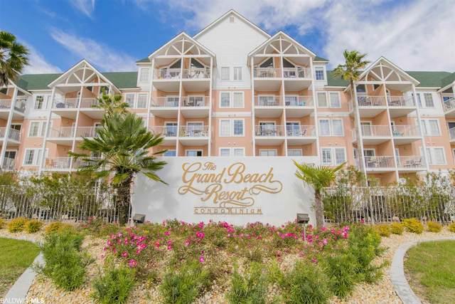 572 E Beach Blvd #310, Gulf Shores, AL 36542 (MLS #318128) :: Mobile Bay Realty