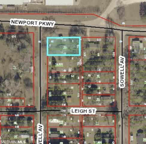 101 Powell Avenue, Bay Minette, AL 36507 (MLS #318175) :: Dodson Real Estate Group