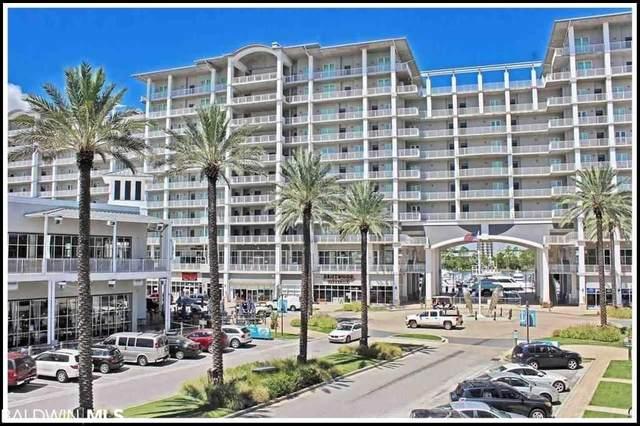 4851 Wharf Pkwy #319, Orange Beach, AL 36561 (MLS #318186) :: Ashurst & Niemeyer Real Estate