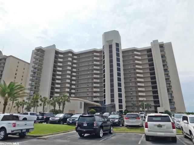 27100 Perdido Beach Blvd #1403, Orange Beach, AL 36561 (MLS #318196) :: Ashurst & Niemeyer Real Estate