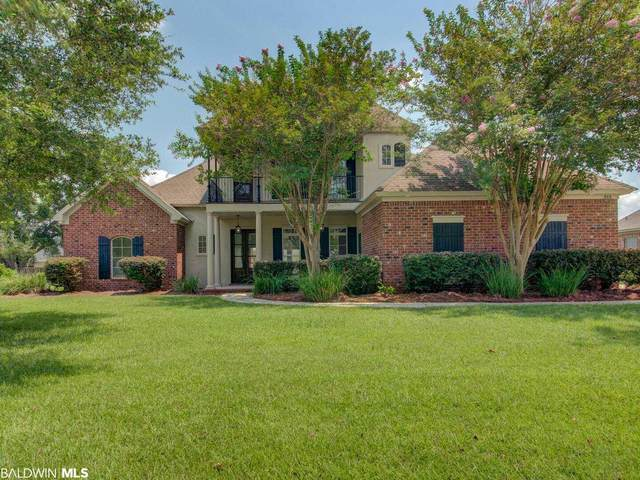 808 Summer Lake Street, Fairhope, AL 36532 (MLS #318273) :: Dodson Real Estate Group