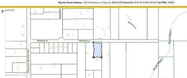 15214 Newberry Ln, Foley, AL 36535 (MLS #318327) :: RE/MAX Signature Properties