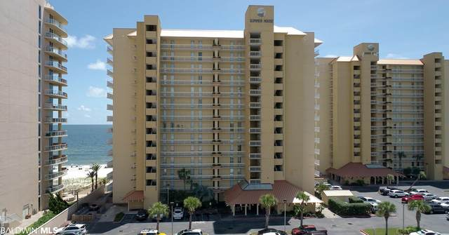 25020 Perdido Beach Blvd 702A, Orange Beach, AL 36561 (MLS #318358) :: Dodson Real Estate Group