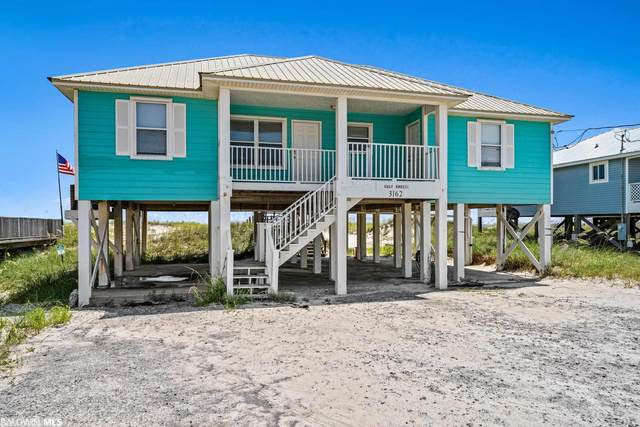 3162 Ponce De Leon Court, Gulf Shores, AL 36542 (MLS #318427) :: The Kim and Brian Team at RE/MAX Paradise