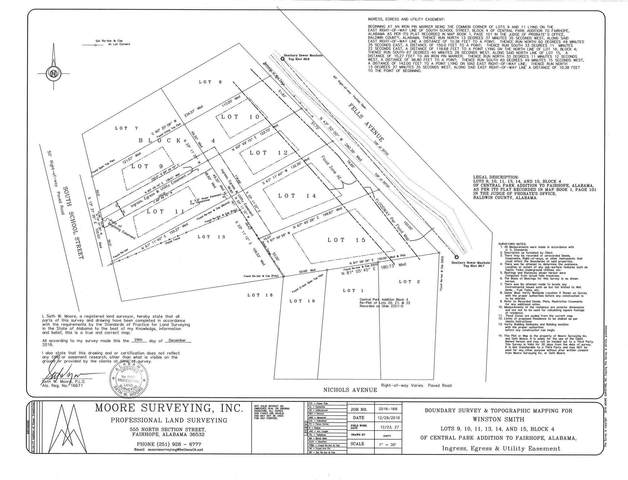 309-C S School Street, Fairhope, AL 36532 (MLS #318439) :: Alabama Coastal Living