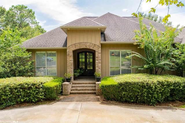 8738 S Lamhatty Lane, Daphne, AL 36526 (MLS #318465) :: Alabama Coastal Living