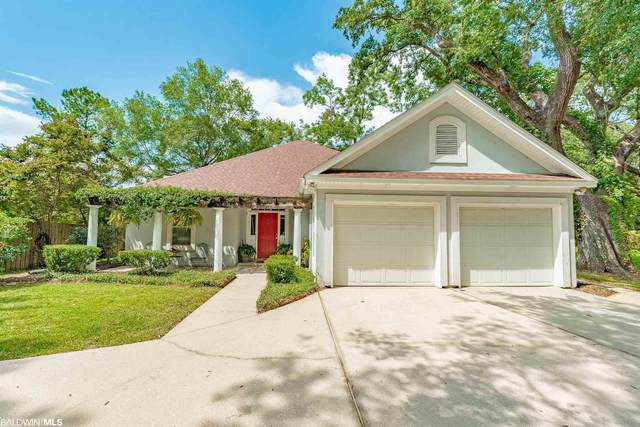 307 White Avenue, Fairhope, AL 36532 (MLS #318549) :: Dodson Real Estate Group