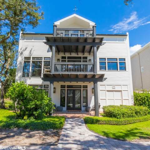 4688 Walker Av, Orange Beach, AL 36561 (MLS #318782) :: RE/MAX Signature Properties