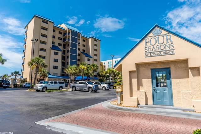26072 Perdido Beach Blvd 804W, Orange Beach, AL 36561 (MLS #318816) :: RE/MAX Signature Properties