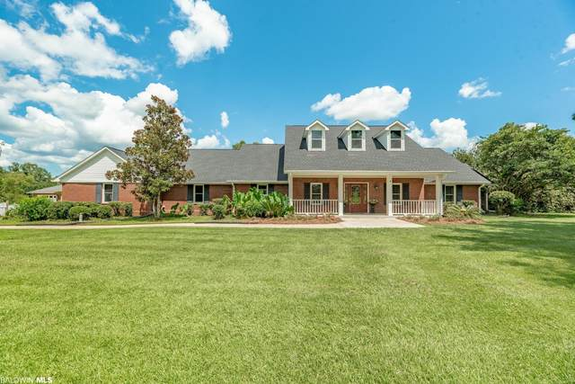 25856 County Road 55, Loxley, AL 36551 (MLS #318820) :: Bellator Real Estate and Development