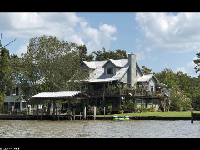41997 Bayou Road, Bay Minette, AL 36507 (MLS #318847) :: RE/MAX Signature Properties