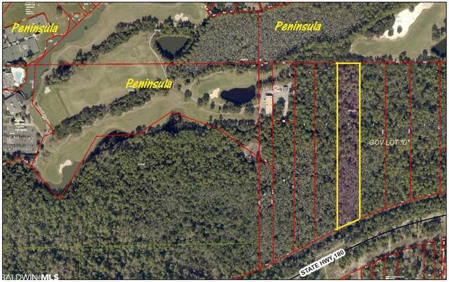 State Highway 180, Gulf Shores, AL 36542 (MLS #318873) :: JWRE Powered by JPAR Coast & County