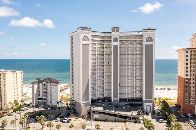 401 E Beach Blvd #501, Gulf Shores, AL 36542 (MLS #318921) :: Levin Rinke Realty