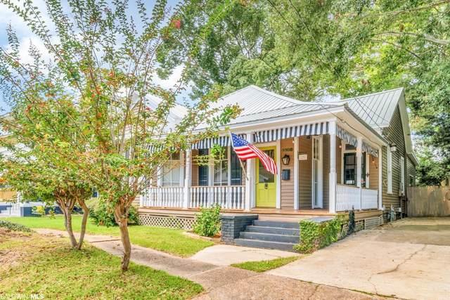 1308 Brown Street, Mobile, AL 36604 (MLS #318952) :: RE/MAX Signature Properties