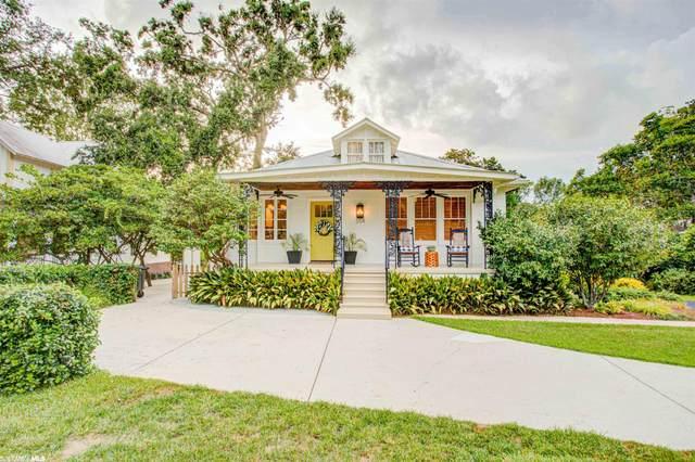 354 S Summit Street, Fairhope, AL 36532 (MLS #318958) :: Dodson Real Estate Group