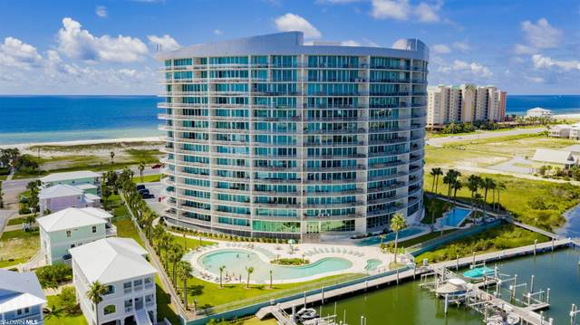 29531 Perdido Beach Blvd #702, Orange Beach, AL 36561 (MLS #318966) :: Bellator Real Estate and Development