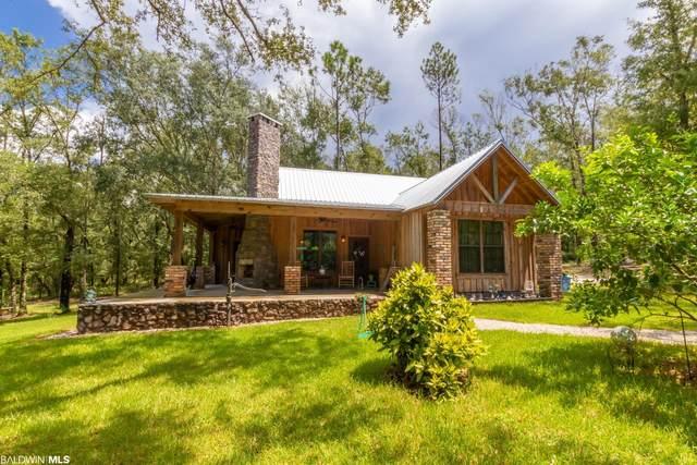 15277 Richards Ln, Magnolia Springs, AL 36555 (MLS #319007) :: Dodson Real Estate Group