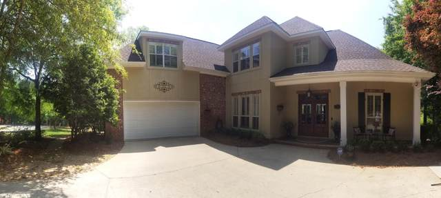 235 North Circle, Fairhope, AL 36532 (MLS #319021) :: RE/MAX Signature Properties