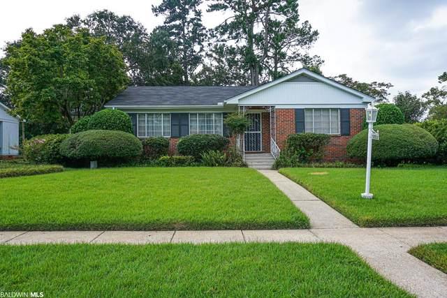 2773 N Grafhill Drive, Mobile, AL 36606 (MLS #319055) :: Alabama Coastal Living