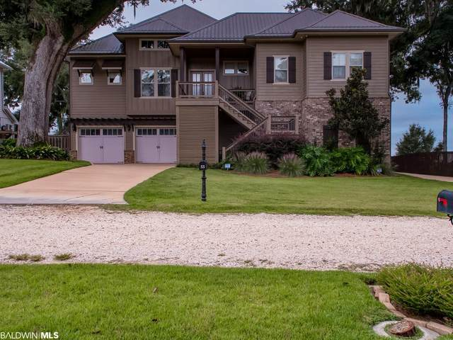 55 Speckle Trout Route, Spanish Fort, AL 36527 (MLS #319087) :: Gulf Coast Experts Real Estate Team