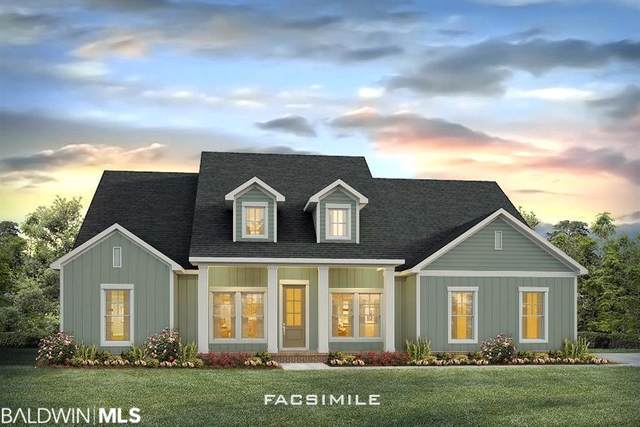 391 Nandina Loop, Fairhope, AL 36532 (MLS #319105) :: Dodson Real Estate Group