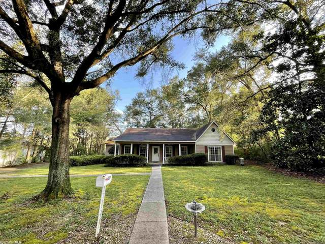 519 Richmond Circle, Fairhope, AL 36532 (MLS #319142) :: Alabama Coastal Living